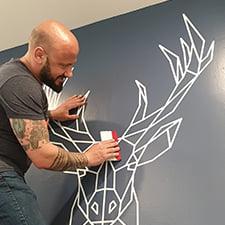 Mural Installation - SignWorld Malta