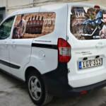 Vehicle Graphics - SignWorld Malta